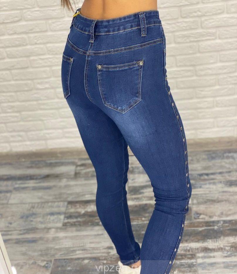 Удобные джинсы стрейч