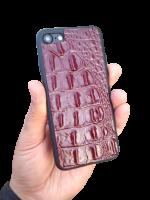 """Кожаный чехол-накладка """"Art Color 2"""" на iPhone"""