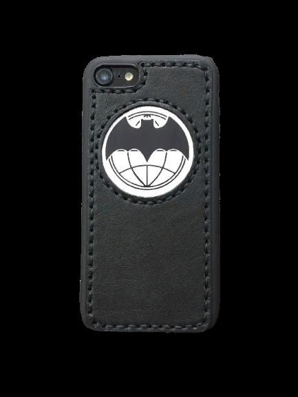 """Кожаный чехол-накладка """"Военная Разведка"""" на iPhone"""