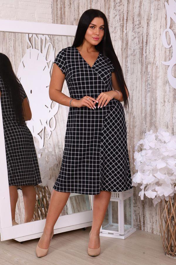 Платье 10391 [черный]