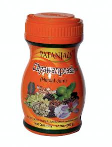 Чаванпраш патанджали Patanjali Chywanprash (Herbal jam 0.5 Kg), 500 г.