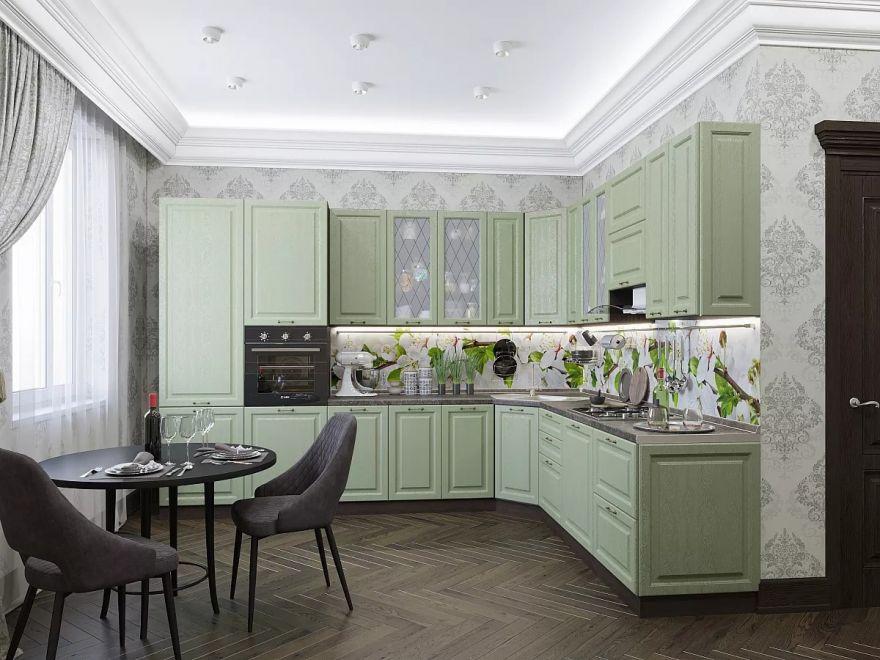 Кухня Ницца Производитель Виват