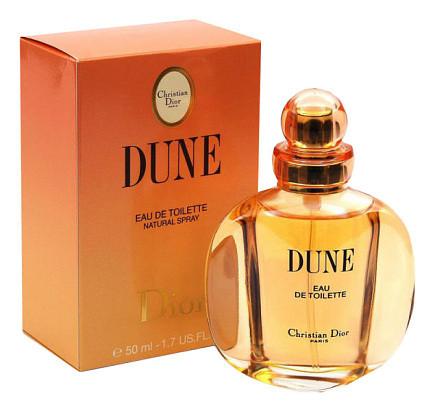 Туалетная вода Christian Dior Dune 100 мл