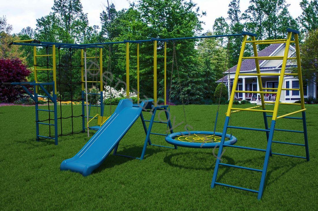 Игровая детская площадка Скалолаз