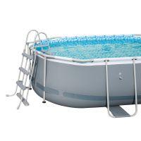 Каркасный бассейн Bestway 56620 (427х250х100 см) с картр. фильтром и лестницей