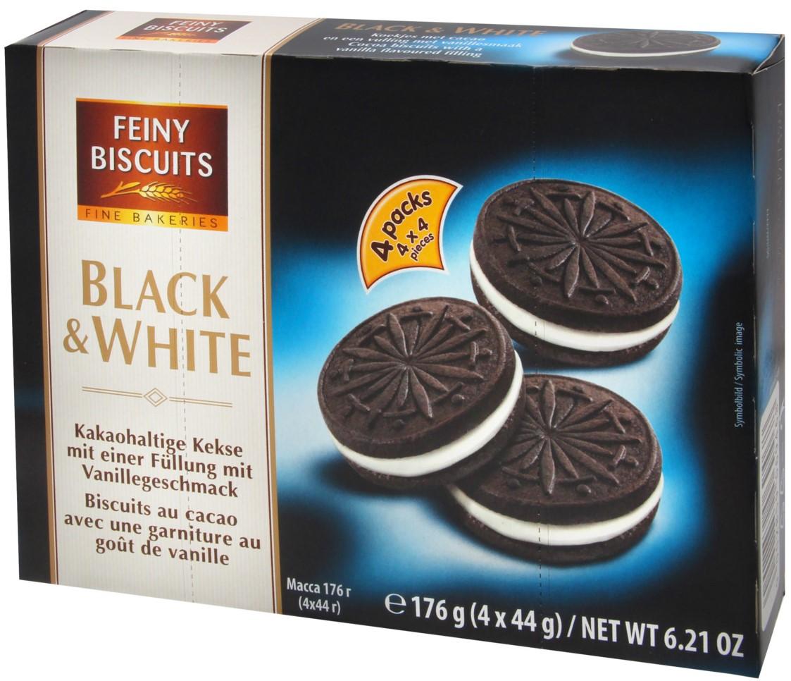 Печенье Feiny Biscuits (ваниль) 176г
