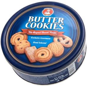 Печенье Butter Cookies Original 454г
