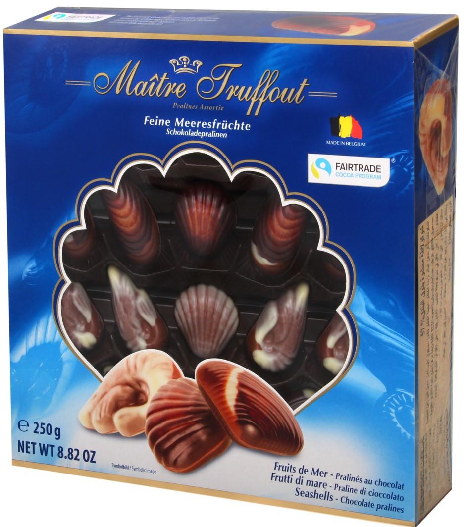 Конфеты Maitre Truffout (Морской дар) 250г