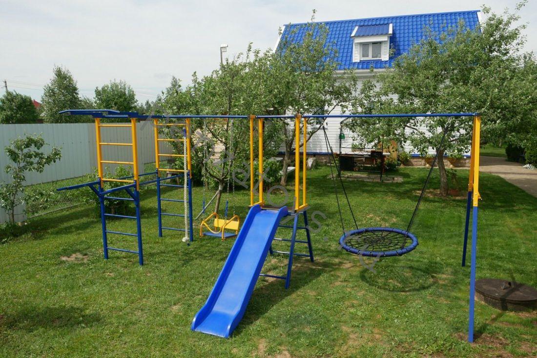 Игровая детская площадка Егоза