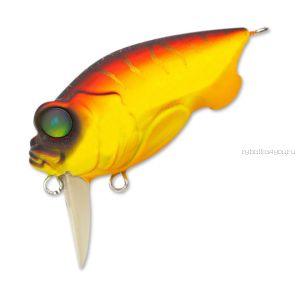 Воблер Megabass Baby Griffon Zero 37,8 мм / 5,3 гр /Заглубление: 0 - 0,2 м / цвет: Aka-Tora (JP)