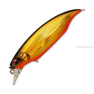 Воблер Megabass Elbo 78 мм / 10,5 гр / Заглубление: 0,5 - 1 м / цвет: GG Megabass Kinkuro