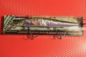 Воблер Megabass Vision Oneten Magnum SP 130 мм / 21,2 гр / Заглубление: 0,6 - 1,5 м / цвет: GG Flashing Wakasagi