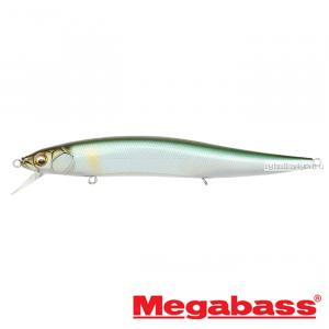 Воблер Megabass Vision Oneten Magnum SP 130 мм / 21,2 гр / Заглубление: 0,6 - 1,5 м / цвет: Sexy Ayu