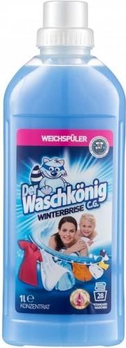 Кондиционер для белья Der Waschkonig Зимний бриз 1л