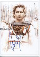 Автограф: Колин Фаррелл. Александр