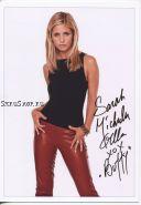 Автограф: Сара Мишель Геллар. Баффи — истребительница вампиров / Buffy the Vampire Slayer