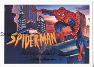 Автограф: Кристофер Дэниэл Барнс. Человек-паук (1994 – 1998) / Spider-Man