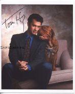 Автограф: Том Хэнкс. Тёрнер и Хуч