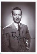 Автограф: Тоби Магуайр. Великий Гэтсби
