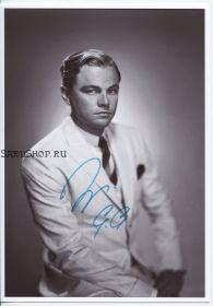 Автограф: Леонардо ДиКаприо. Великий Гэтсби