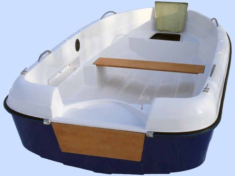 Лодка стеклоппласт ВИЗА Легант-350