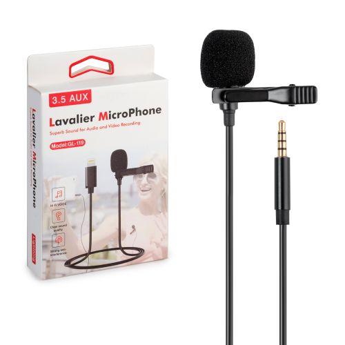 Микрофон Lavalier 3.5mm GL-142