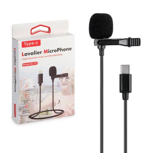 Микрофон Lavalier Type-C GL-140