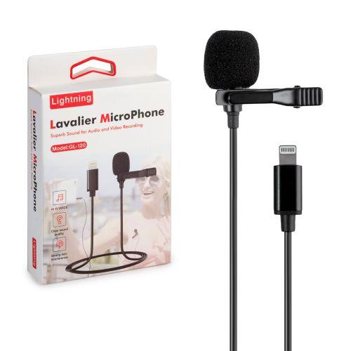 Микрофон Lavalier Lightning GL-141