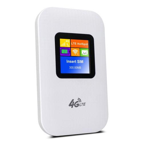 Мини Wi-Fi Роутер EDUP EP-N9519 4G LTE