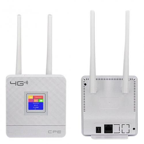 Tianjie CPF 903 стационарный роутер 3G/4G LTE