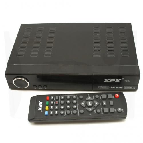 ТВ-приставка XPX DVB T2 HD122