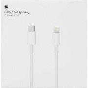 Кабель Apple USB Type-C - Lightning 2 м