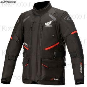 Мотокуртка Alpinestars Honda Andes v3, Черно-красная