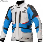 Мотокуртка Alpinestars Honda Andes v3, Серо-синяя
