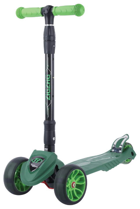Самокат TT ZIGZAG 2021 зеленый