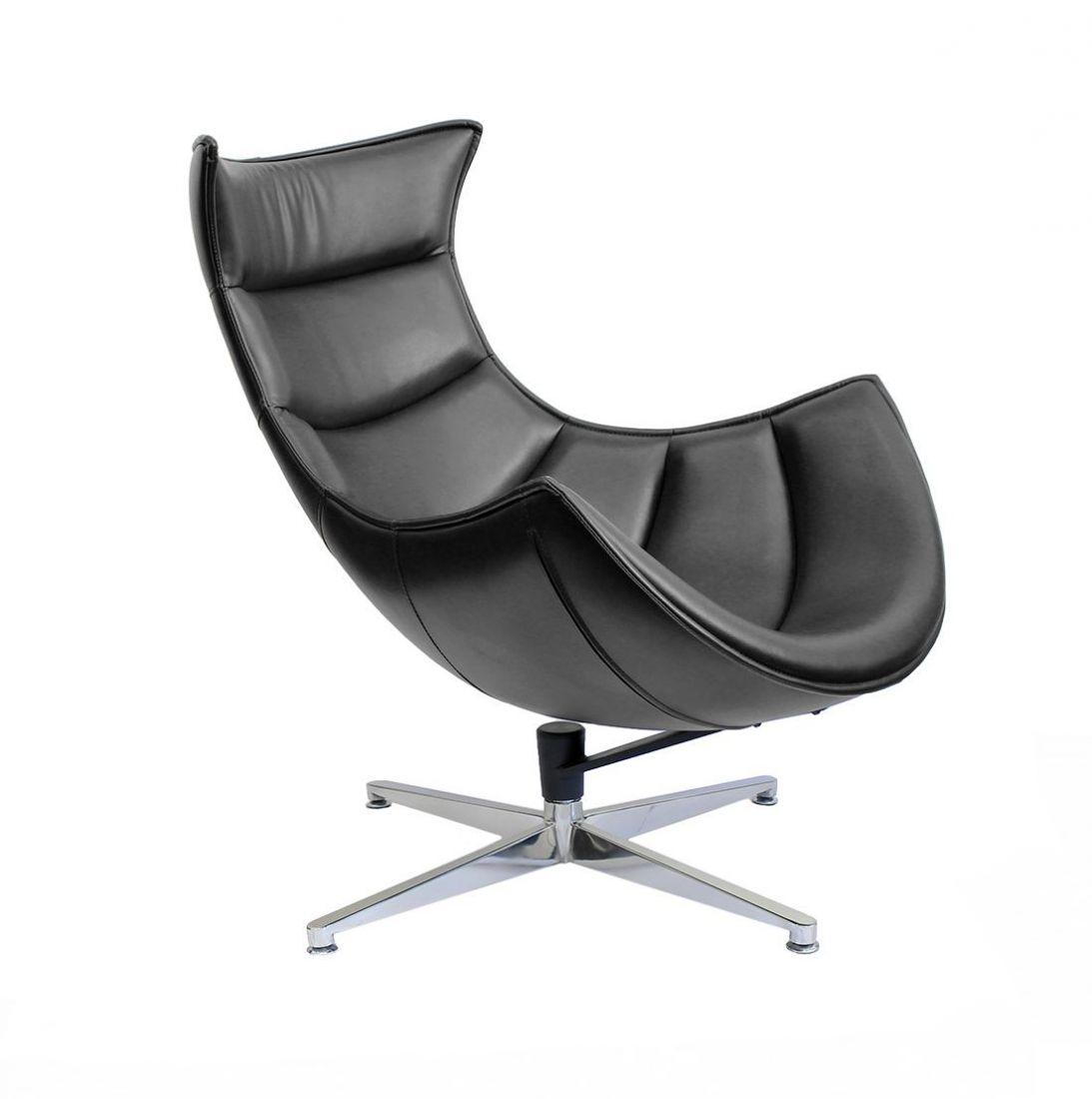 Кресло LOBSTER CHAIR черный/матовый