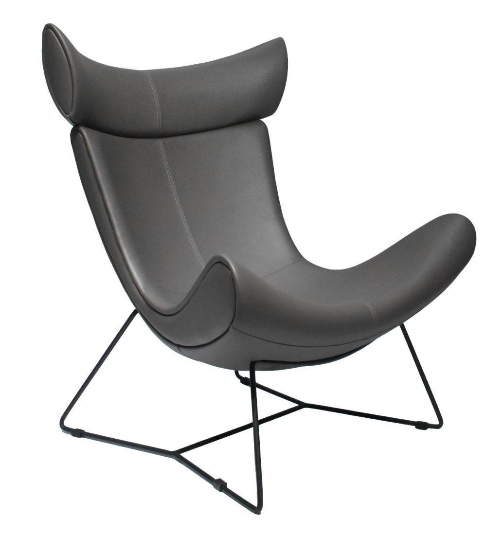 Кресло IMOLA Loft серый
