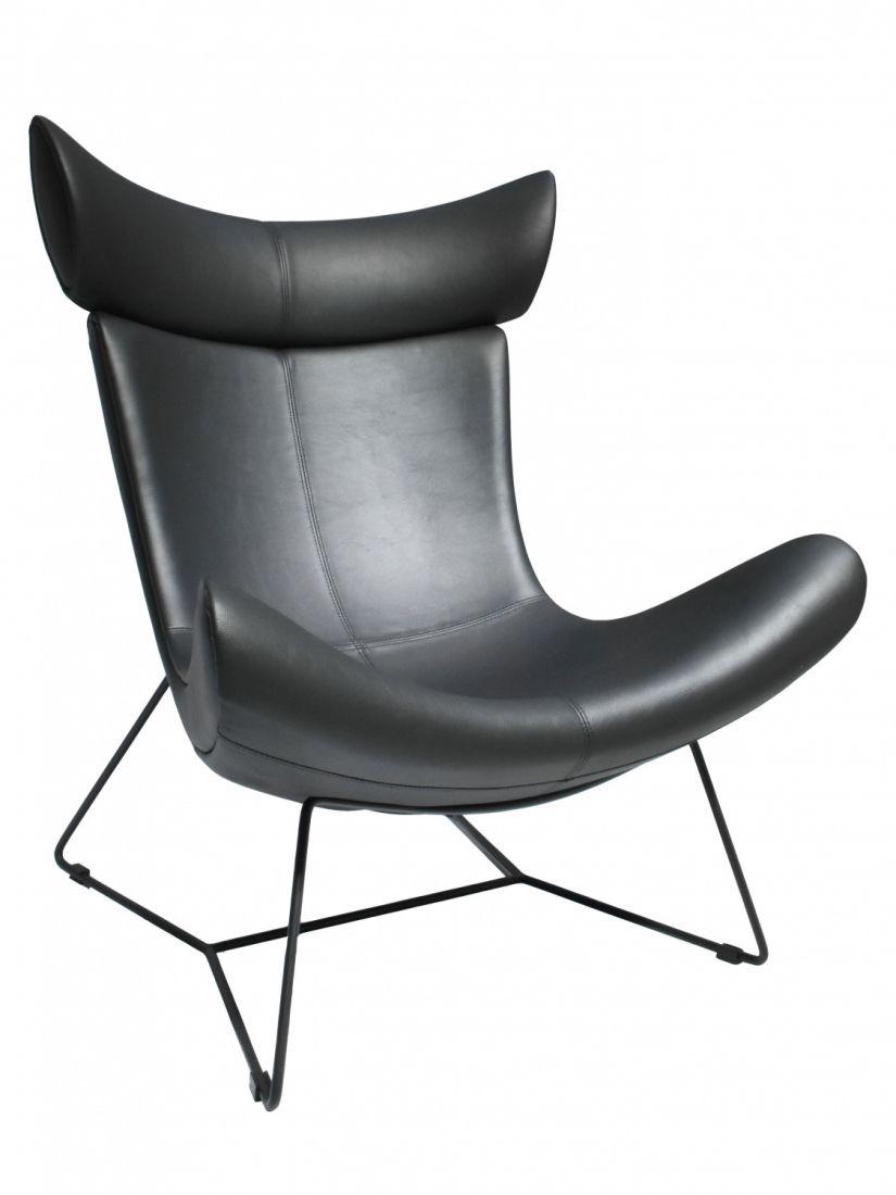 Кресло IMOLA Loft чёрный