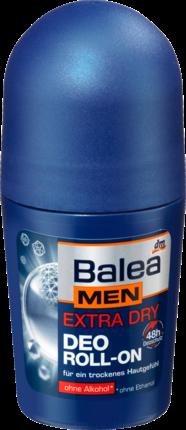 Дезодорант Balea Men (экстра сухой) шариковый 50мл