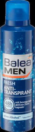 Дезодорант Balea Men (освежающий) спрей 200мл