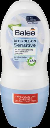 Дезодорант Balea (чувствительный) шариковый 50мл