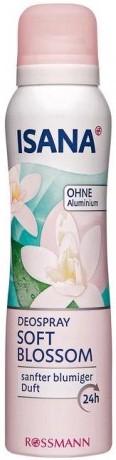 Дезодорант Isana (нежный цветок) спрей 150мл
