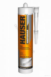 Клей Hauser строительный универсальный белый 310гр