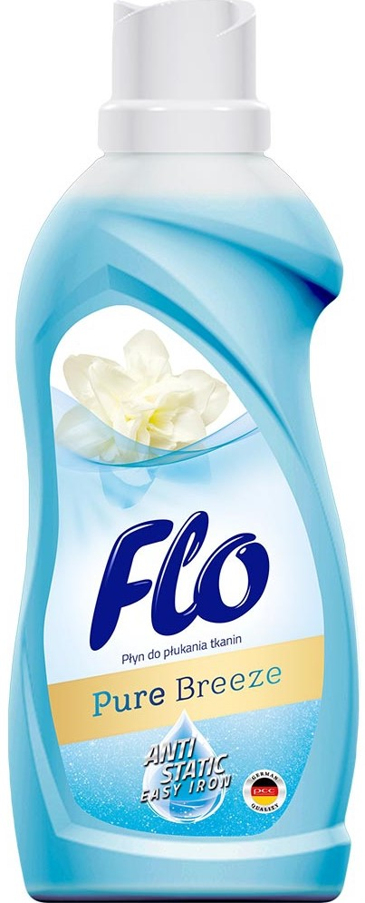 Кондиционер для белья Flo (морской бриз) 1л