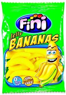 Жевательный мармелад Fini (бананы) 100г (без глютена)