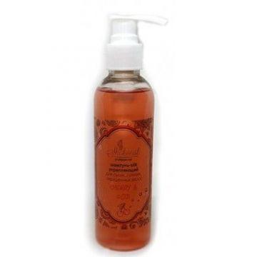 Shokonat - Шампунь silk укрепляющий для сухих, ломких, окрашенных волос CHERRY & GOJI. 200 мл