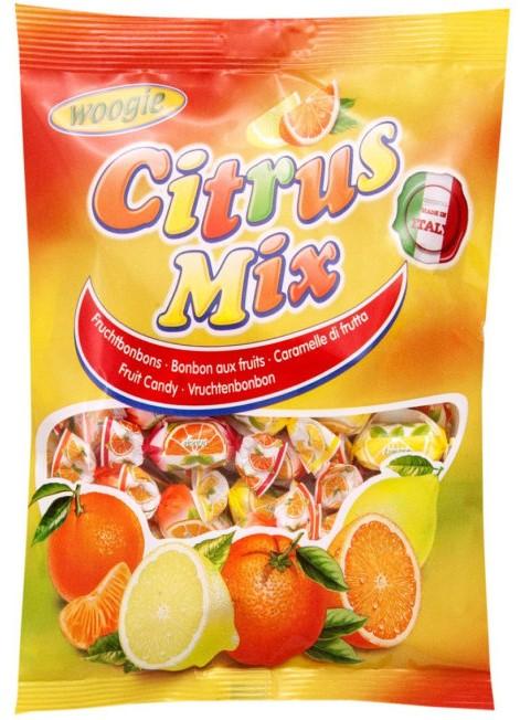 Карамель леденцовая Woogie Citrus Mix 250г