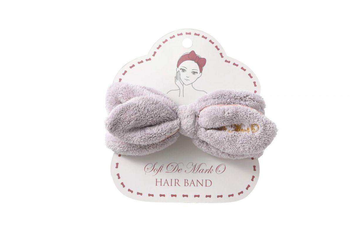 Повязка для волос №1 (лаванда)