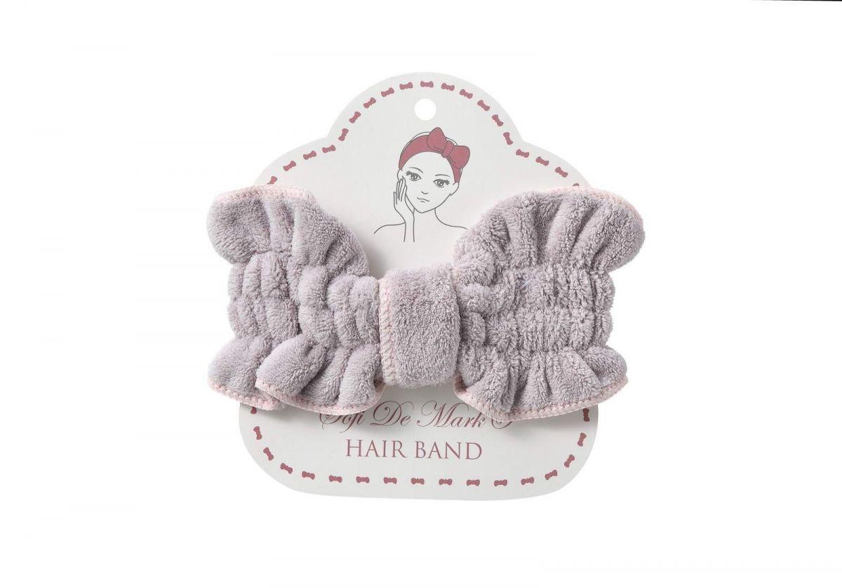 Повязка для волос №5 (лаванда)