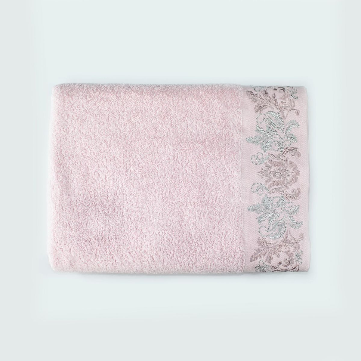 Mia (розовая) 70х140 Полотенце